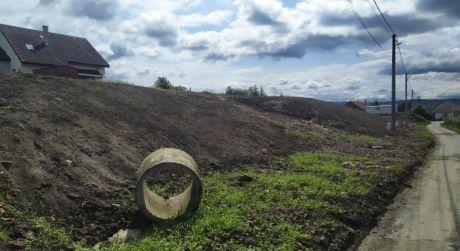 Stavebný pozemok, všetký IS, 543m2 v obci Bidovce, Košice (84/20)