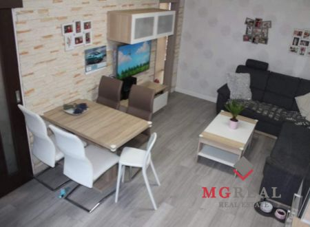 Na predaj 3izbový byt po kompletnej rekonštrukcii v Ružinove Jašiková ul.