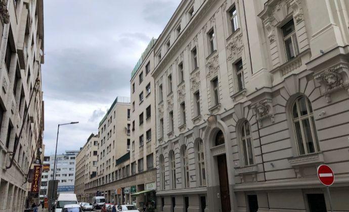 BA centrum Staré Mesto Gorkého ulica prenájom 2 izbového  zariadeného bytu 58,54 m2