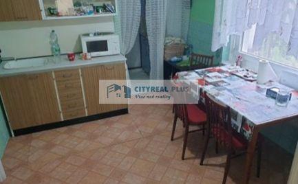 Predám 3 izbový rodinný dom v obci Andovce