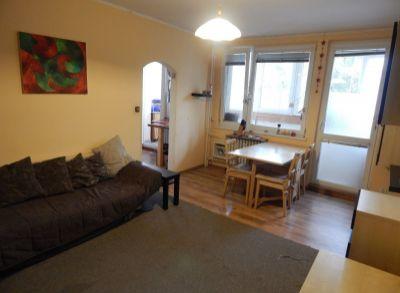 Prenájom 5. izb. bytu, 96m2, BA IV, veľká loggia, zariadený