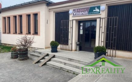 Reštaurácia Vináreň pod Kostolom, NMnV - Benkova