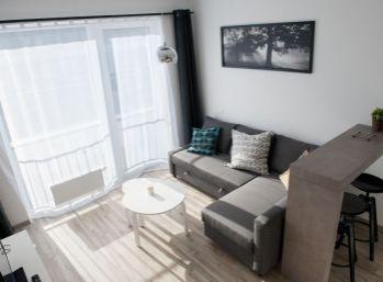 Luxusný klimatizovaný 1-izbový byt v Novostavbe