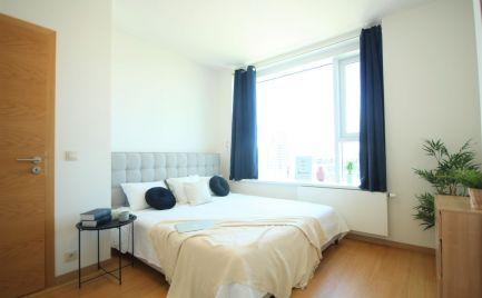 PRENÁJOM - štýlový 2i byt v komplexe PANORAMA CITY, BA I.