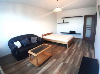 ELIMARK - PRENÁJOM - 1 izbový ZARIADENÝ byt 38 m2 s pivničnou kobkou - Galbavého ulica, Dúbravka