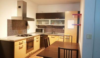 Výborný priestranný 2 izb. byt v novšej stavbe v Petržalke, Budatínska ul.