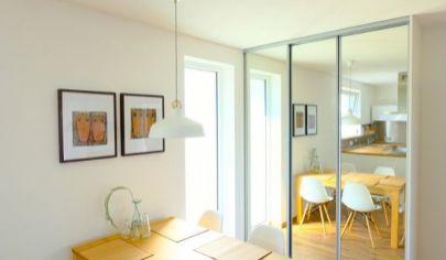 NOVINKA!!! Krásny 3 izbový byt s terasou a záhradkou