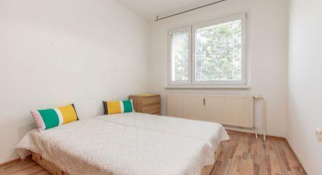 Zrekonštruovaný 3- izbový byt s 2 veľkými loggiami na ulici Hany Meličkovej