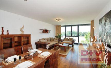 3 izbový byt, Dvořákovo nábrežie, River park, zariadený, na prenájom