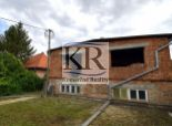 Rozostavaný rodinný dom s v Kajali na predaj za výbornú cenu