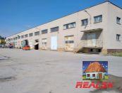 Priemyselný areál v Nitre na predaj (Foto a info na vyžiadanie)
