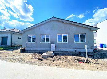 ***NA PREDAJ: Nový 4 izb. rodinný domček v DVOJDOME v štádiu ŠTANDARD!!!