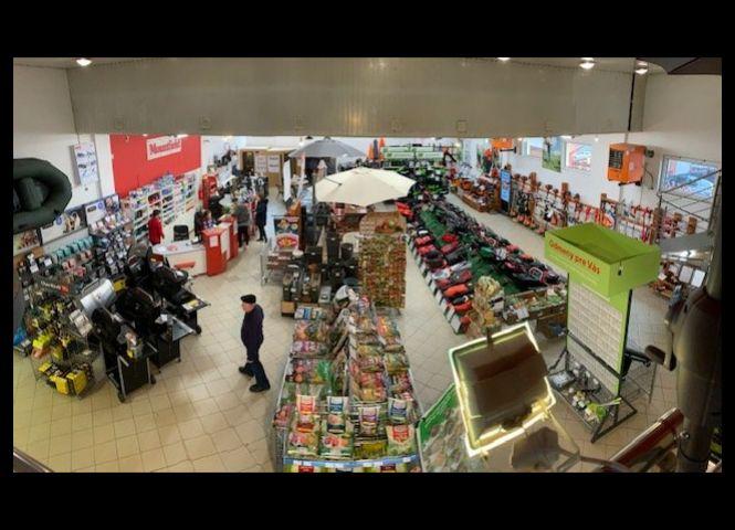 obchodné centrum - Nové Zámky - Fotografia 1