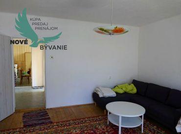 Investičná príležitosť pod Kráľovou hoľou možnosť prerobenia na apartmánové byty