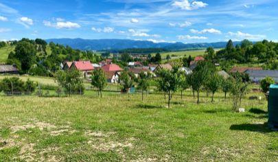 Krásny pozemok 1288m2 Bitarová