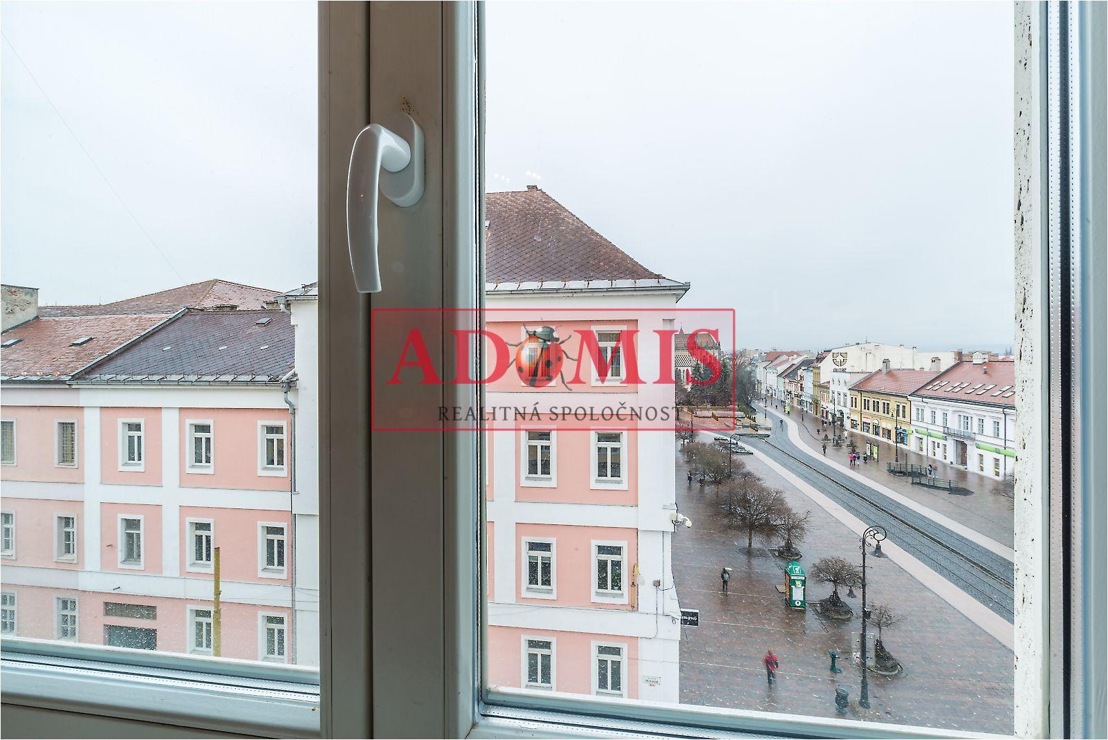 3-izbový byt-Prenájom-Košice - mestská časť Staré Mesto-1190.00 €