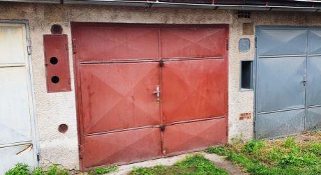 Prenájom garáže v širšom centre Zvolena