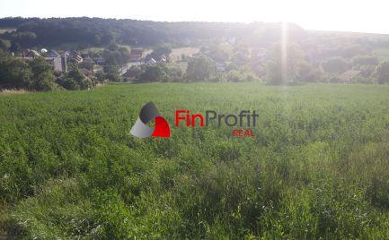 Na predaj pozemok s pekným výhľadom na dedinu a okolitý les, Čechy