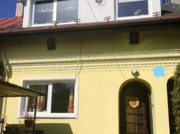 Rodinný dom v podtatranskej obci Mlynčeky