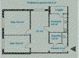 3 izb. byt, VIGLAŠSKÁ ul.