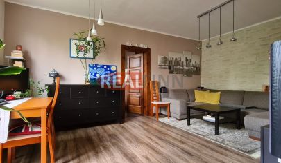 REALFINN – Prenájom zrekonštruovaného a kompletne zariadeného 2izb. bytu, VIDEO v inzeráte