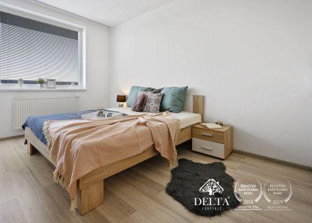 2 izbový byt v NOVOSTAVBE - Ružinovská ulica