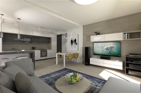Výhodná ponuka! 3 - izbový byt na Hlinách.