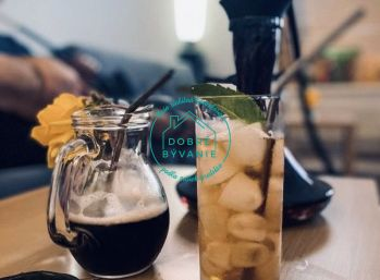 Odstúpim prevádzku - shisha bar, čajovňa, kaviareň, bar