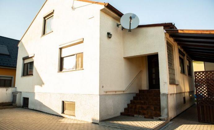 Rodinný dom v tichej časti Kittsee - Rakúsko len 5km od Bratislavy.