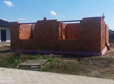 2.etapa-Teritoriálne 4-izbové rodinné domy s oplotením a orientáciou juho-východ
