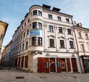 StarBrokers – PRENÁJOM: exkluzívny obchodný priestor 31 m2 - centrum Staré Mesto, Zámočnícka ulica, Bratislava