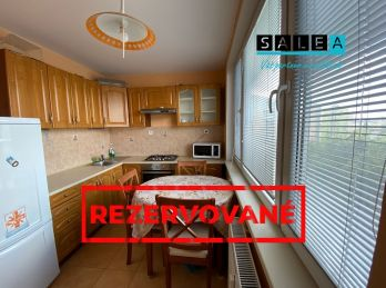 EXKLUZÍVNE- 1 izbový byt, ul. Jantárová, Košice -Juh, 40 m2