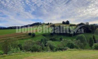 PREDAJ: Investičné pozemky, pozemky pre rekreačnú výstavbu Brôtovo, 3549 m2, Čierny Balog, okres Brezno