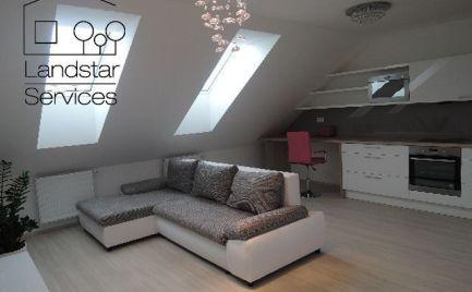 Prenájom komplet zariadeného veľkého 2 izbového bytu Stupava, novostavba s garážovým státím!!!