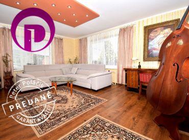 PREDANÉ - 4i dom, 233 m2 – BA - Zvončeková: pozemok 203 m2, 2 bytové jednotky – možnosť spojenia bývania s podnikaním