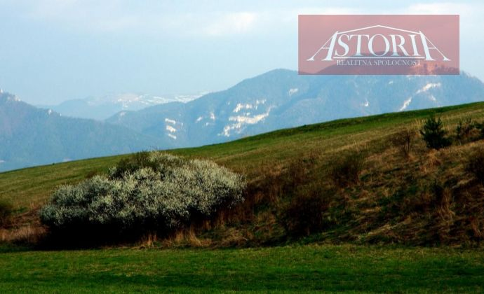 Pozemky na investíciu v obci Valča pri Martine