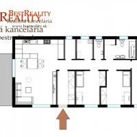 Rodinný dom, Ivanka pri Dunaji, 109 m², Novostavba