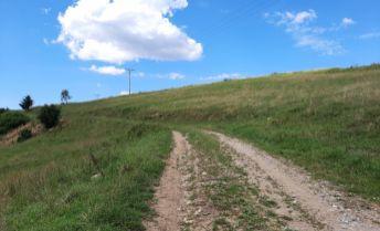PREDAJ: Orná pôda 1603 m2, Dobroč - Brôtovo, obec Čierny Balog, okres Brezno