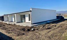 ASTER Predaj: 3i rodinný dom - radovka, 64m2, Slovenský Grob - Malý Raj - záhrada 164m2