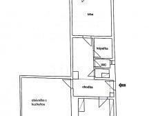 3 izb. byt, RAČIANSKA ul., zrekonštr. podľa Vašich predstáv