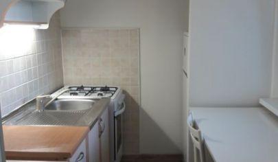 V zateplenom nízkopodlažnom dome 1 izbový byt s loggiou vpríjemnom prostredí pod lesom