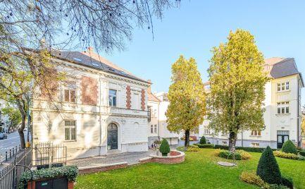 Vaše sídlo na najlepšej adrese – Ponúkame na prenájom reprezentatívne kancelárske priestory na Štefánikovej ulici