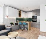 Predaj 2 izbový byt, Poprad, Nový Juh, novostavba