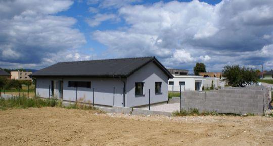 Na predaj 4 izbový rodinný dom novostavba Mníchova Lehota