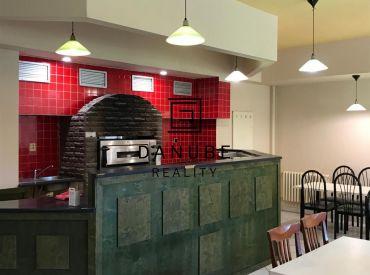 Predaj nebytový priestor reštaurácia, kaviareň, pizzeria aj skladový priestor v Bratislave na Stavbárskej ulici.