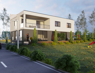Novostavba 4 izbový byt s garážou Rajecké Teplice
