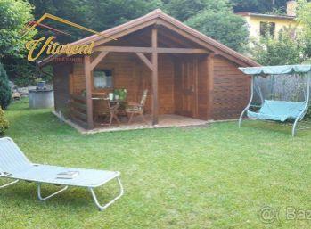 Predám peknú slnečnú chatu v lese