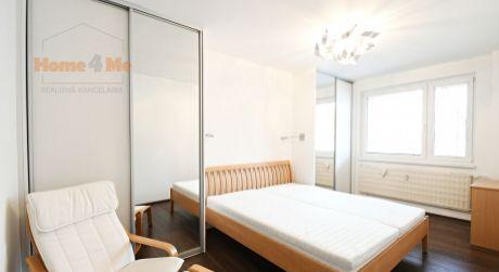 PREDAJ 4 izbového bytu kompletná rekonštrukcia, lodžia, Bajzova, Ružinov