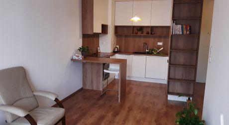 Exkluzívne u nás v predaji nový 2 izb. byt v širšom centre na Prievozskej ul. , Nivy