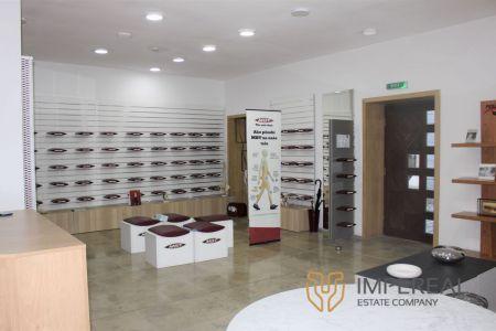 IMPEREAL - prenájom, obchodný priestor 58,08 m2,  v centre mesta, Bratislava I.,